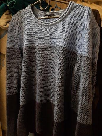 Светр світшот вязаний плетений goldi