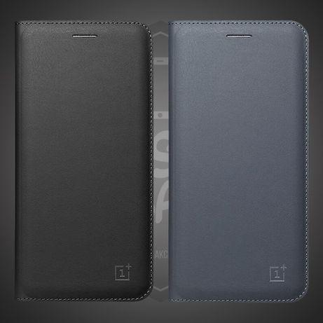 Оригинальный кожаный чехол книжка OnePlus 5/5T/6/6T/7/8/Pro flip cover