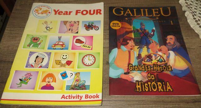 Relaxar com Active Book e Galileu Atividades - 4 anos