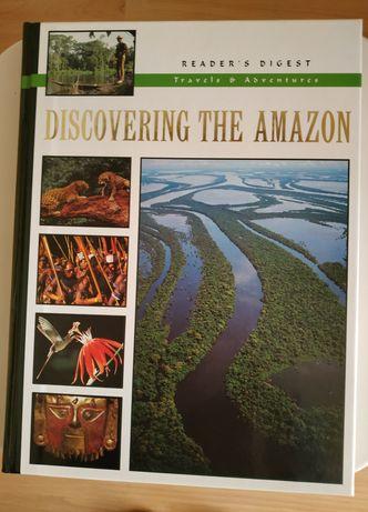 Odkrywanie Amazonii książka w języku angielskim.
