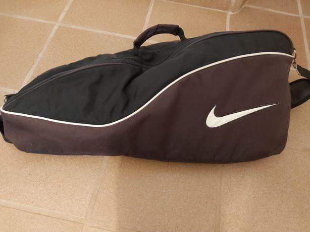 Saco ténis nike bag duffle raquete wilson head pro staff padel