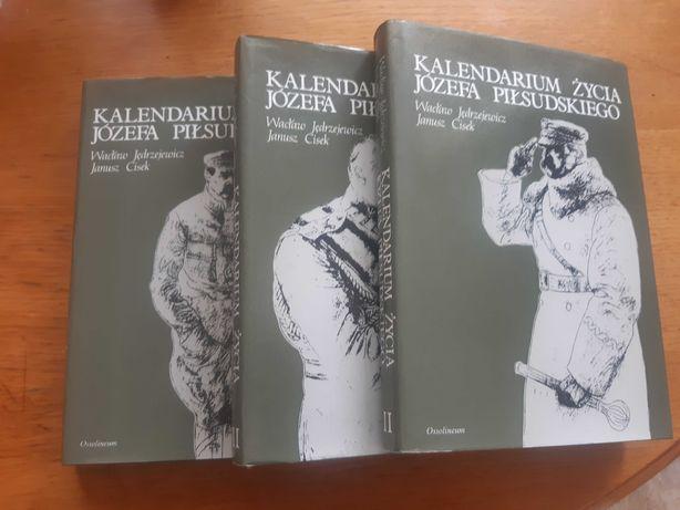 Kalendarium zycia J.Pilsudskiego