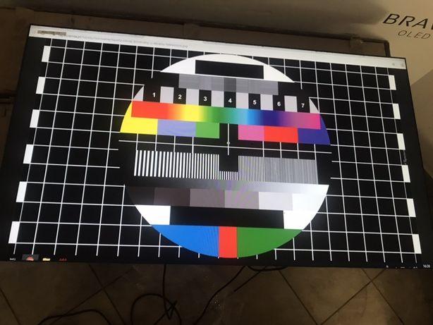 Nec MultiSync X462UN monitor przemysłowy bezszwowy 46 cali ścianka 2x2