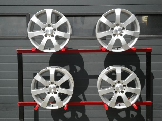 Felgi alu 16 5x114,3 Kia Ceed Hyundai i30 i40 Toyota Mazda Renault