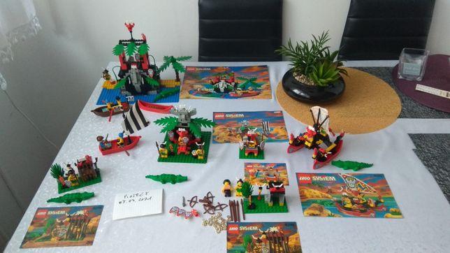 LEGO pirates islanders