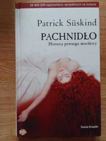 Pachnidło - Patrick Suskind - twarda oprawa