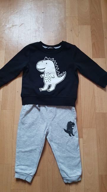 Спортивный костюм для мальчика 80-86 р hm george next