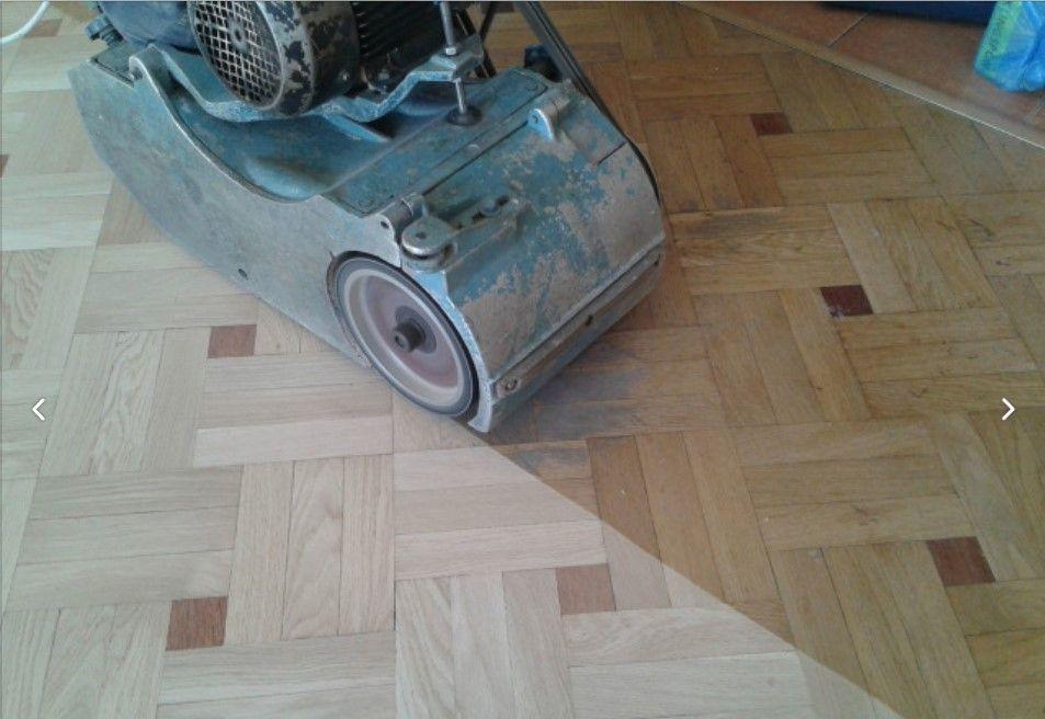 Циклевка, ремонт, тонировка, восстановление паркетного пола и доски. Киев - изображение 1