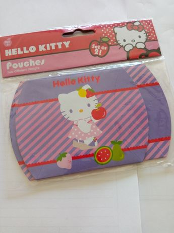 Embrulhos para presente Hello Kitty (2 embalagens)