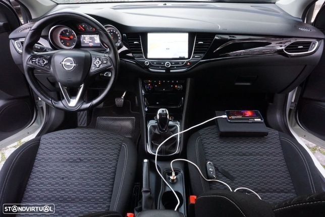 Opel Astra 1.6 CDTI Dynamic Sport