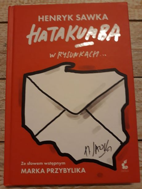 Hatakumba w rysunkach. Henryk Sawka