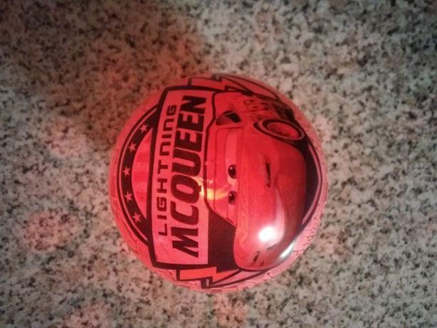 Мяч светящийся тачки