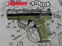 Serwis Wiatrówek Rast Co2 Walther-Umarex.