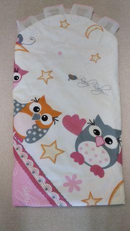 Конверт, одеяло, покрывало для новорожденного летний