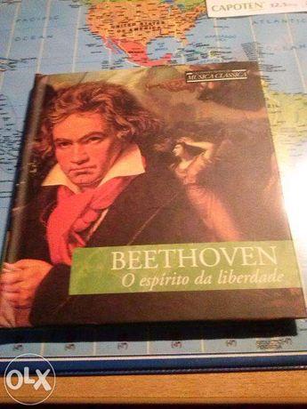 Livro+CD Beethoven O Espírito da Liberdade