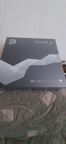 Продам новый запаянный с завода  Сетевой плеер Bluesound Node 2i White