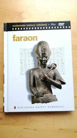 Faraon film DVD omówienie lektury NOWA