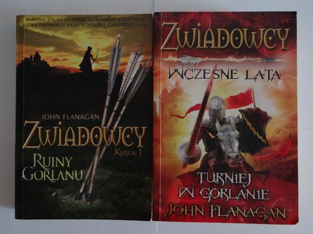 Seria książek Zwiadowcy - Ruiny Gorlanu, Turniej w Gorlanie