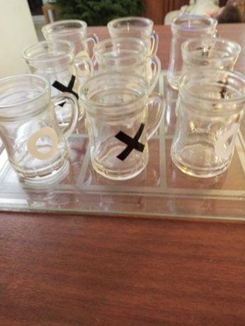 Szklaneczki kółko i krzyżyk