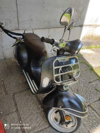Scooter 125CC ZNEN 12Cv Retro