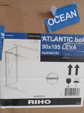 Kabina prysznicowa Riho Ocean lewa 120x90