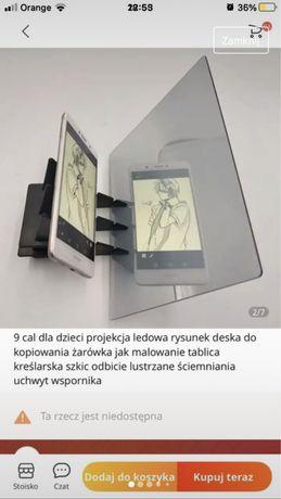 Projektor do rysowania