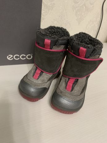 Сапожки ботинки Ecco 21