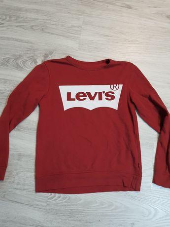 Oryginalna bluza levis czerwona