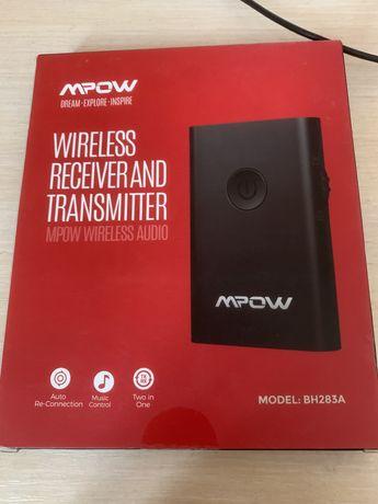 Bluetooth Ресивер трансмиттер MPOW BH283A aptx