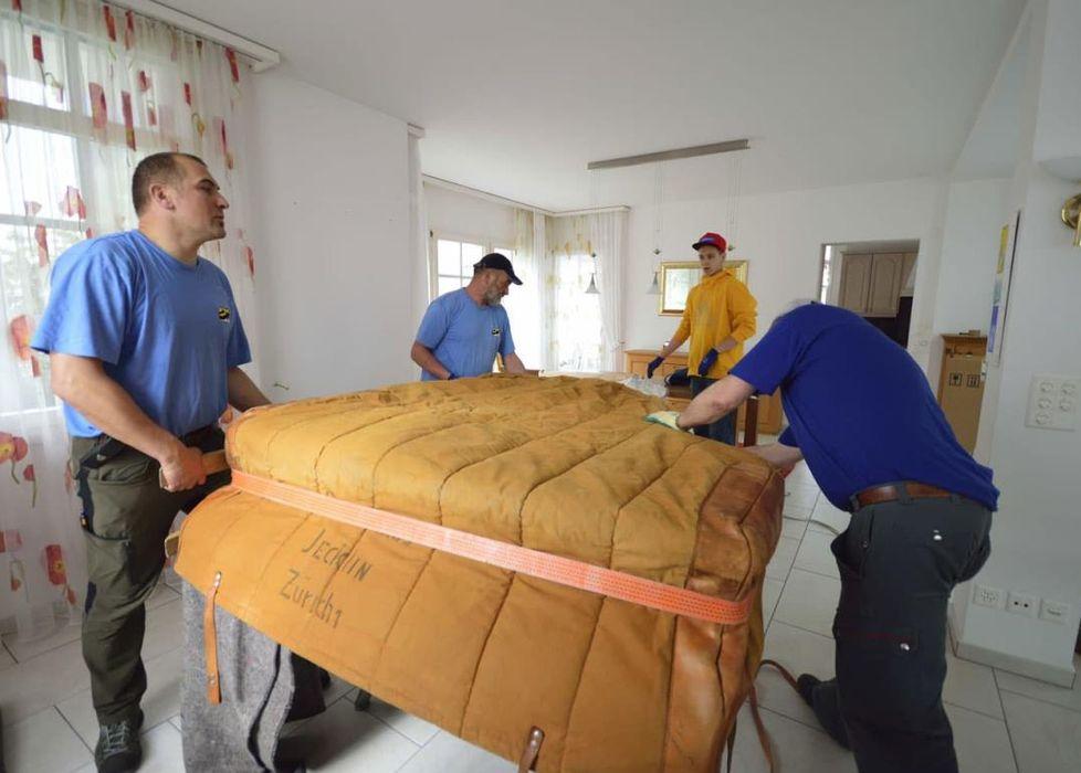 Грузчики перевезут мебель, технику. Заносы строй материалов Харьков - изображение 1