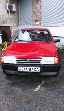 ВАЗ 21099 с минимальным нескрученным пробегом (гаражное авто)