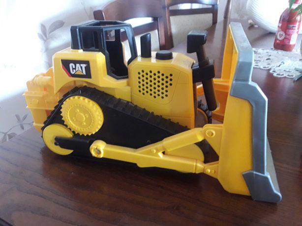 Interaktywny buldozer Cat