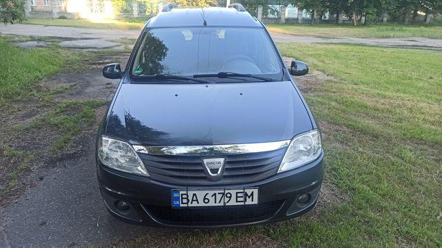 Dacia Logan MCV Laureat 1.6 16v 7 мест
