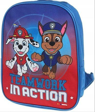 Plecak Psi Patrol dla chłopczyka