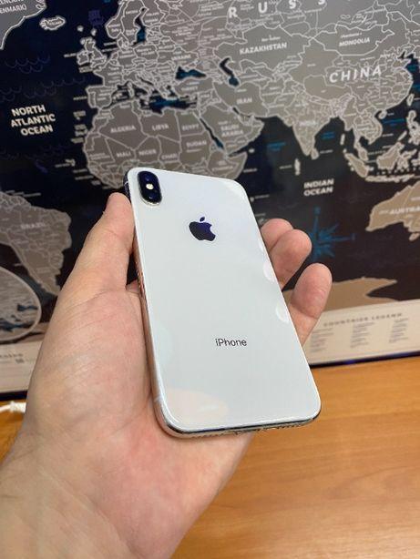 Apple Iphone X 256gb Silver Neverlock