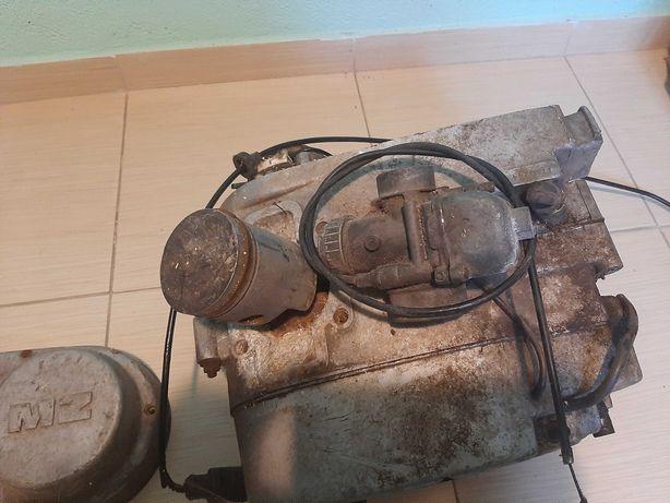 Silnik Mz Etz 250 z dozownikiem
