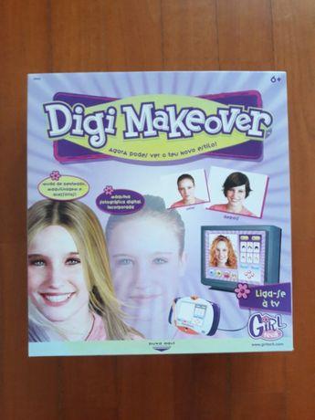 Cria um novo Look - Digi Makeover