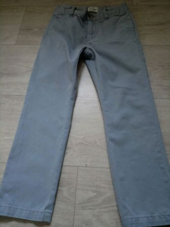 Хлопковые брюки штаны Children's Place для мальчика 122 см