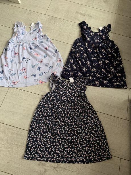 Sukienki dla dziwczynki