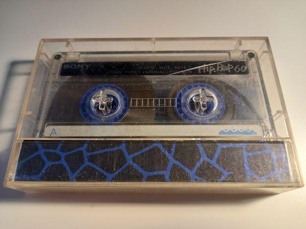 Kaseta magnetofonowa Sony Hip Pop 60