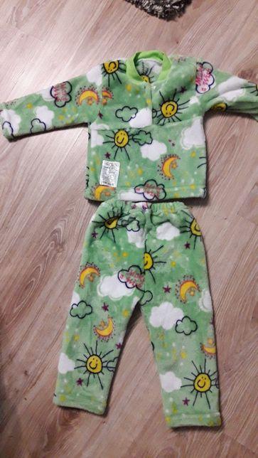 пижама теплая 74 размер НОВАЯ