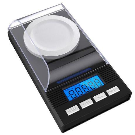 Весы ювелирные электронные LOSSO CX-128 высокоточные 50г/0,001г