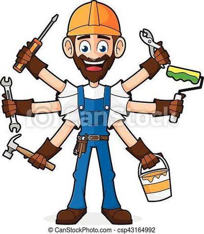 Reparações Rápidas / Handyman services