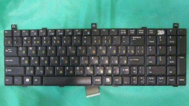 Клавиатура K022602A1 для ноутбука Acer ASPIRE 9500,1800 17