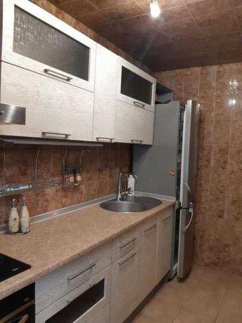 04. Трёхкомнатная квартира в кирпичном доме на Черёмушках