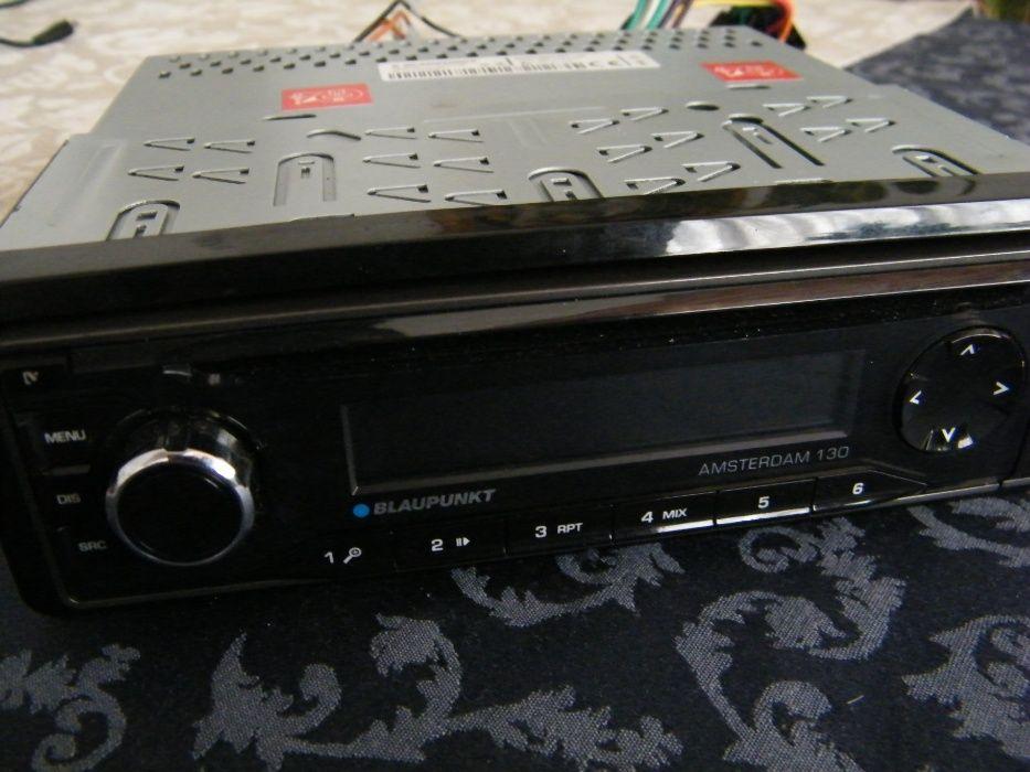 Rádio para carro Blaupunkt Amsterdam 130 Sacavém E Prior Velho - imagem 1