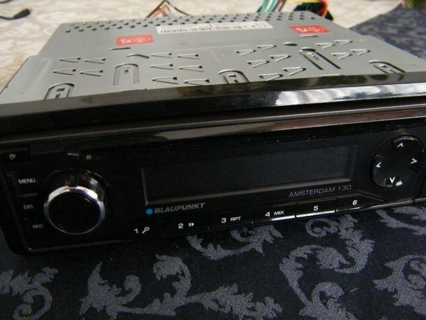 Rádio para carro Blaupunkt Amsterdam 130