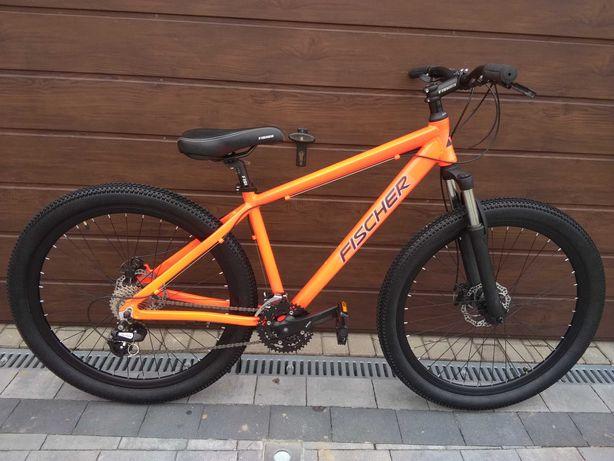 """Rower górski MTB 29"""" Fischer tarcze NOWY pomarańczowy"""