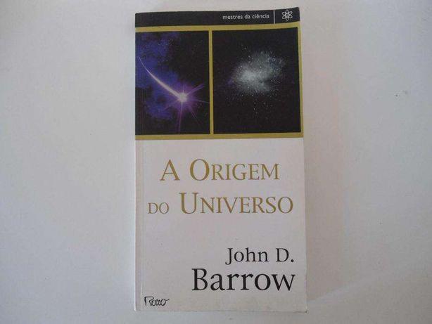 A Origem do Universo de John D. Barrow