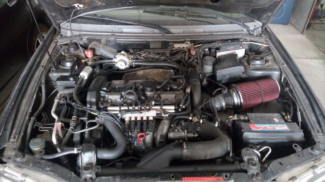 Volvo S40 1.9T T4 200cv 97 a GPL
